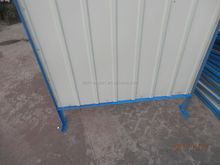 temporary fence sheet for sale cheap good quality concrete temporary fence block clamps