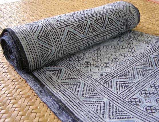 how to make batik fabric at home