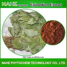 Powdered Plant Extract Chinese Barrenwort Extract