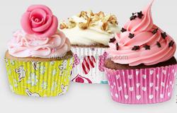 cupcake, cupcake wrapper