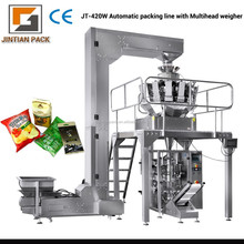 JT-420W Price pouch packing machine for masala