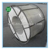 Ferroalloy cored Wire Supplier, Calcium Aluminum/CaAl cored Wire