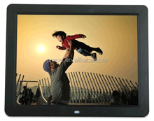 multi-functional android digital photo frame 12 inch with 1080P video free download