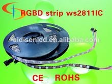 Shenzhen High Bright aluminum led Bar 60LED 5050smd Led rigid Strip/ip 68 flexible led strip light