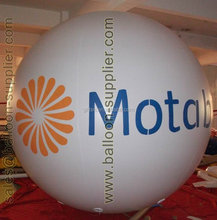 Wholesale giant helium2m diameter PVC balloons for promotion
