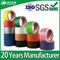 2014 newer hot sale high quality Different Colors Custom Printed Hot Melt Adhesive Duct Tape made in China alibaba