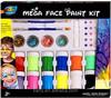 MEGA face paint kit