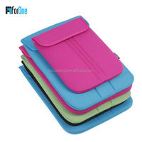Promotional 15 inch neoprene laptop sleeve without zipper