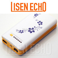 Multifunction 6600mAh 3G WIFI portable USB mobile phone charger for all smart phones