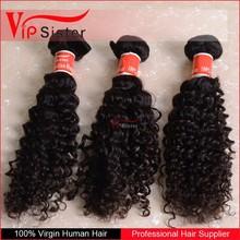Bouncy Ends VIP virgin hair VIP Hair Women Lover two tone curly hair weaving
