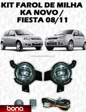 Fog lamp for ford2008-2009fiesta fog lamp kit fog light 2008-on
