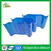 Blue authorized frp transparent corrugated roofing/frp green house roofing shingle/fiberglass roof