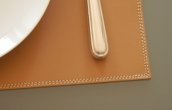 Faux Leather Dinner Plate Mat Buy Dinner Plate Mat Faux