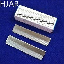 Stainless Steel Hair Styling Blades