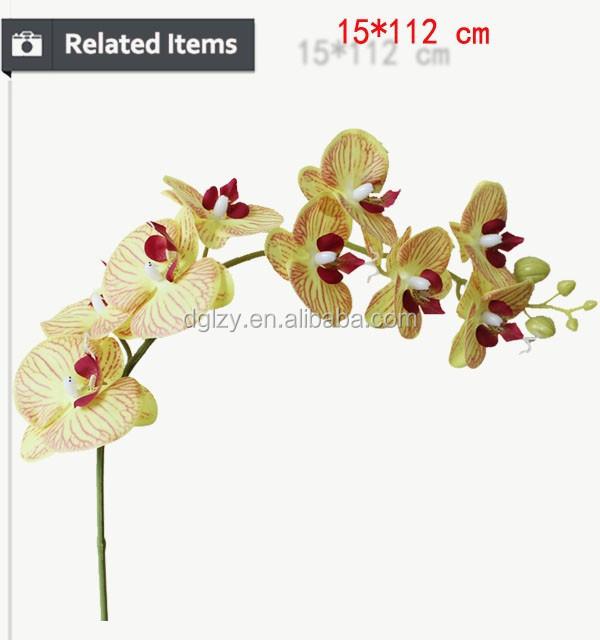 Orchid es plantes artificielles orchid es gros pas cher for Plantes artificielles pas cher