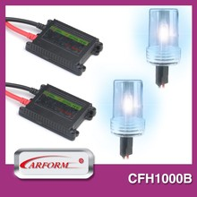 Fashionable h11 6000k xenon hid bulbs lamp kit with excellent working status