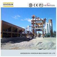 120t asphalt mixing plant suitable for Philippine market