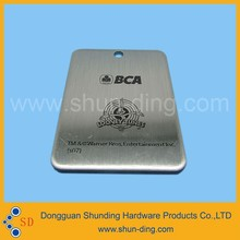 Metallic Planar Label with Customized Picture