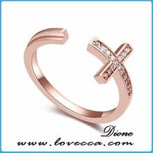 Fashion big jewelry set women ring best selling