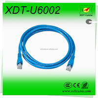 High Quality Communication UTP Cable RJ45 1m cat6 patch cord