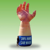 giant inflatable hand /arm for advertising