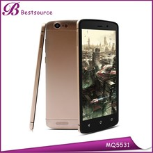 Factory direct MTK6735 Quad Core 1GB 4GB ips support 4G 3G GPS WIFI 5.5inch android smartphone oem odm