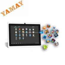 7 inch Allwinner A23 Multi Touch OEM white box tablet
