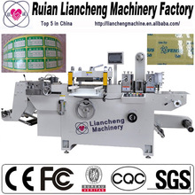 2014 advanced High Cost-Effective carton box creasing and die cutting machine