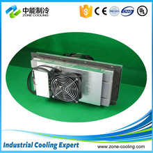 Energy-saving TEC thermoelectric cooler with heat sink and air cooling fan