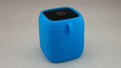 2015 Three-Proofings Bluetooth Speaker (Waterproof + Shockproof + Scratched-proof)(dark blue color)