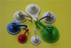 Most popular sale various size suction cup with hooks