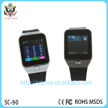 Wrist band android watch phone multi function hand free smart watch phone ,watch phone with sleeping monitor