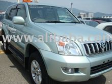 Used Toyota Land Cruiser Prado car 4x4 4WD Japanese car