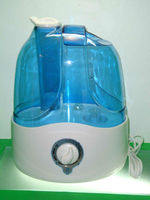 GL-6682 3.0L apperant water tank air battery powered humidifiers