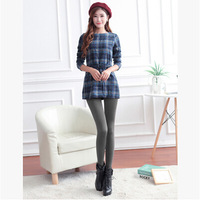 6 Colors- HOT SALE 2015 winter new High elastic thicken lady's Leggings warm pants skinny pants for women