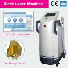 profesional de beijing 808nm diodo láser de la máquina