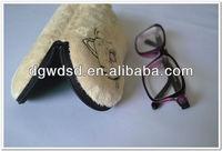 hot sale EVA hard beautiful eyewear bag/case for child