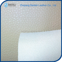 pvc leather fabric for automobile made in China with good quality