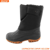 Warm Snow Boots for Men Winter Working Boots Insulated Boot