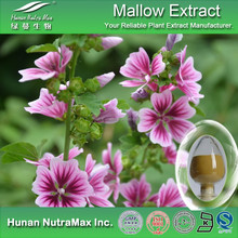 100% Natural Mallow Extract,Mallow Plant Extract,Mallow P.E.