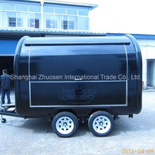 2015 Modern Hot Dog & Snack Food Cart Trailer ZS-FT280 D