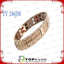 metal friendship energy bracelet