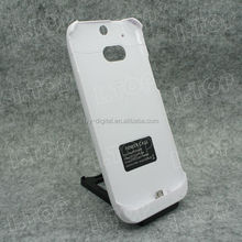 4500mAh Battery Charger Case For HTC One 2 M8 (HE012-1)