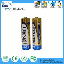 latest technology product 1.5v aa lr6 am3 no. 7 alkaline battery