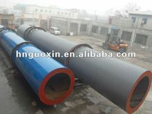 2012 popular in Indonesia marketing silica sand rotary dryer with CE certificate