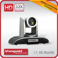USB3.0 hd 1080p video Conference Camera 12x optical zoom for indoor use