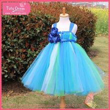 Handmade crochet dress wedding dress design kids,party wear dresses for girls of 1-13 years