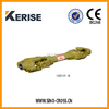 Agricultural machine parts farm tractor drive shaft with CE