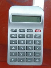 Good quality bestselling mini calculator for promotion