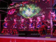 Advertising 3D LED screen led board sbc Big RGB LED screen